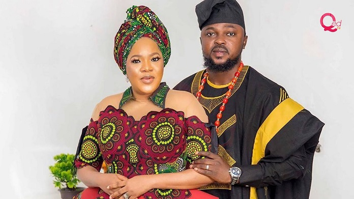 Toyin Abraham Reacts As Yomi Fabiyi Publicly Ridicules Her Husband, Kolawole Ajeyemi