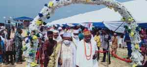 Ojude-Oba Epe 2021: Alara, Wale Raji, Others Celebrate With Olu Epe