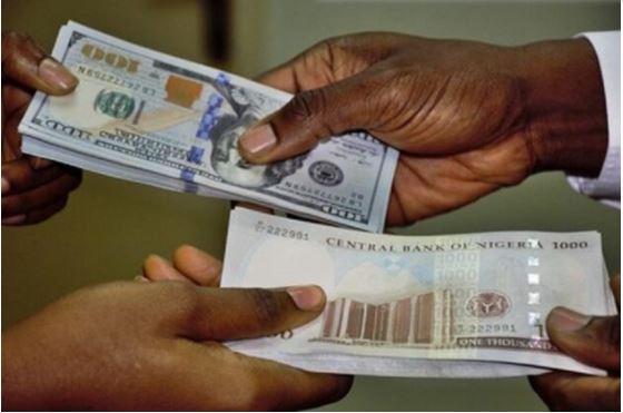 Naira, Dollar To Naira Exchange Rate