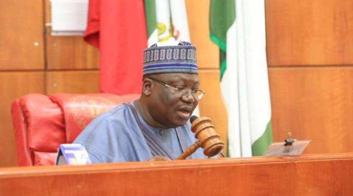 Insecurity: Senate President Seeks Adequate Funding Of Army, Police, Others