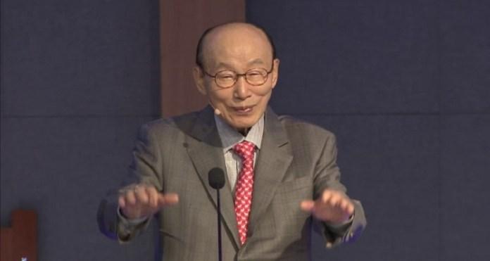 Pastor, David Yonggi Cho