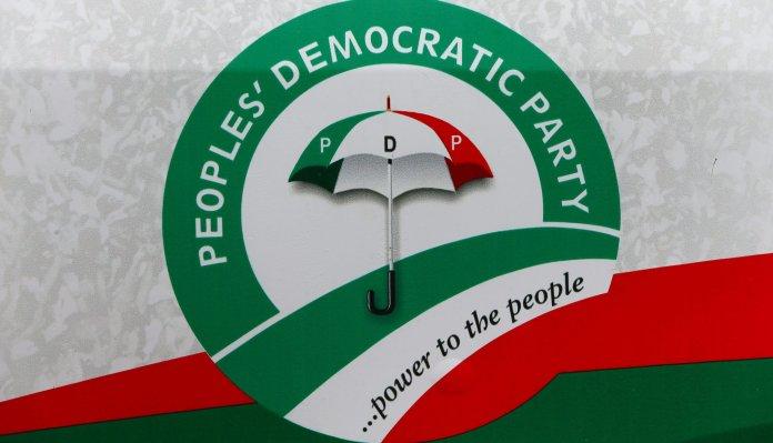 Imo PDP Chairman, PDP