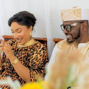 Actress Tonto Dikeh Responds To Ex-Lover's N10 billion Lawsuit Against Her