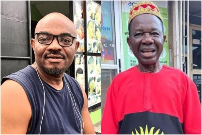 Emeka Rollas and Chiwetalu Agu