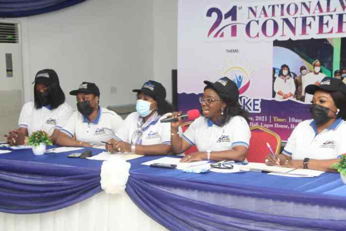 wives of Lagos Officials