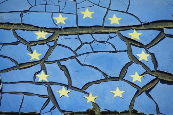 L'Europa interrotta