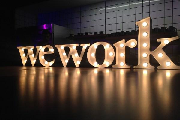 WeWork, quando il mercato fa il suo lavoro