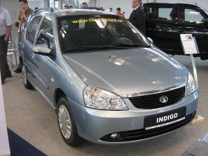 Tata_Indigo_SW_Facelift_front_-_PSM_2009_ Michge