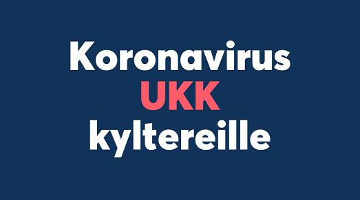 koronavirus kyltereille