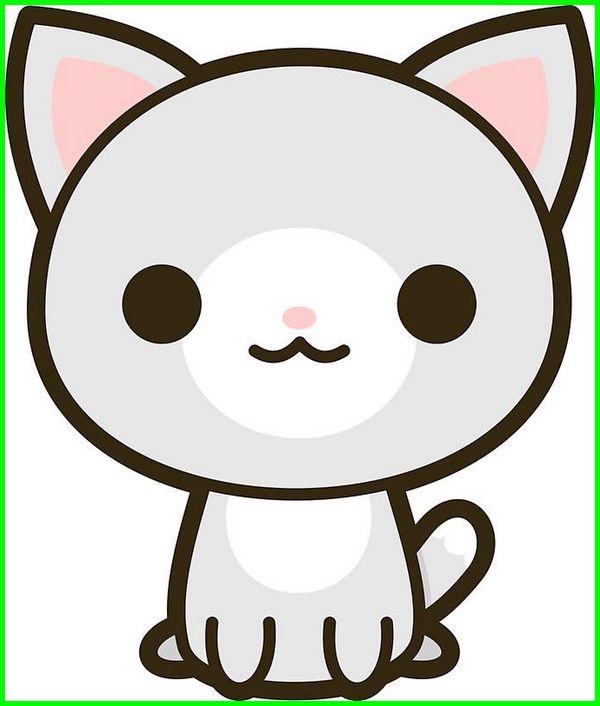 kucing animasi dp bbm dan wallpaper