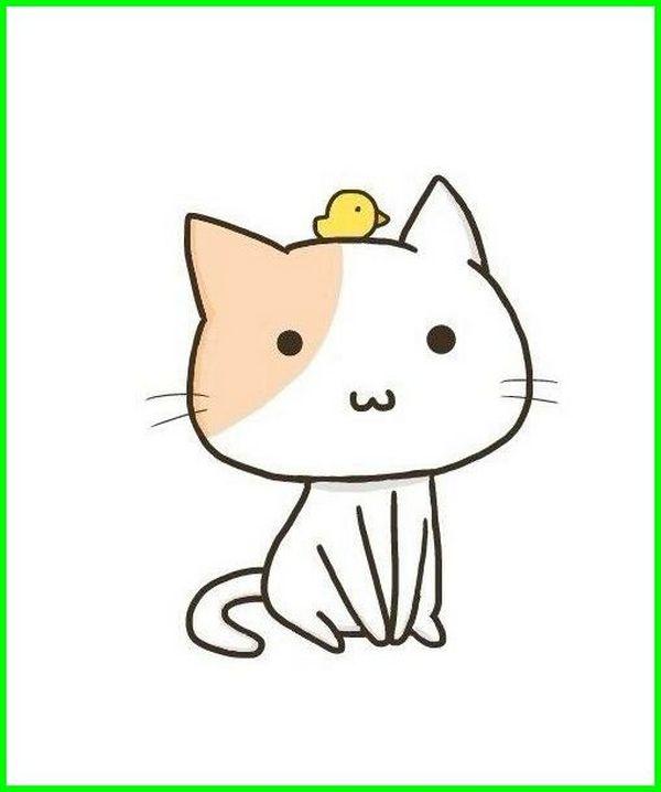 45+ Animasi hewan lucu kucing terbaru
