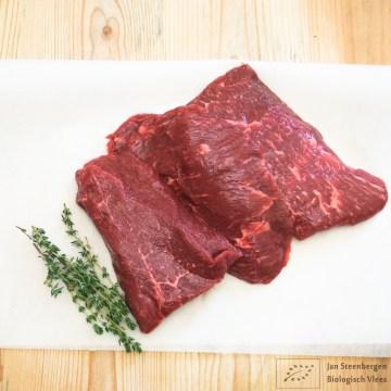 Koop je biologische Bieflappen bij Jan Steenbergen Biologisch Vlees