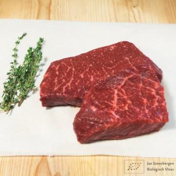 Koop je biologische Wagyu biefstuk bij Jan Steenbergen Biologisch Vlees