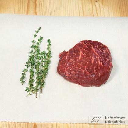 Koop je biologische Wagyu Kogelbiefstuk bij Jan Steenbergen Biologisch Vlees