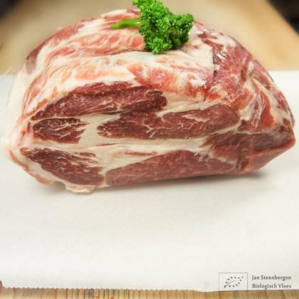Biologisch varkensvlees - Procureur - Varkensnek