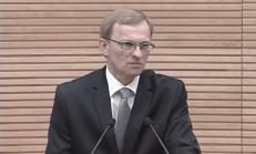 Lietuvos apeliacinio teismo pirmininkas A. Valantinas.