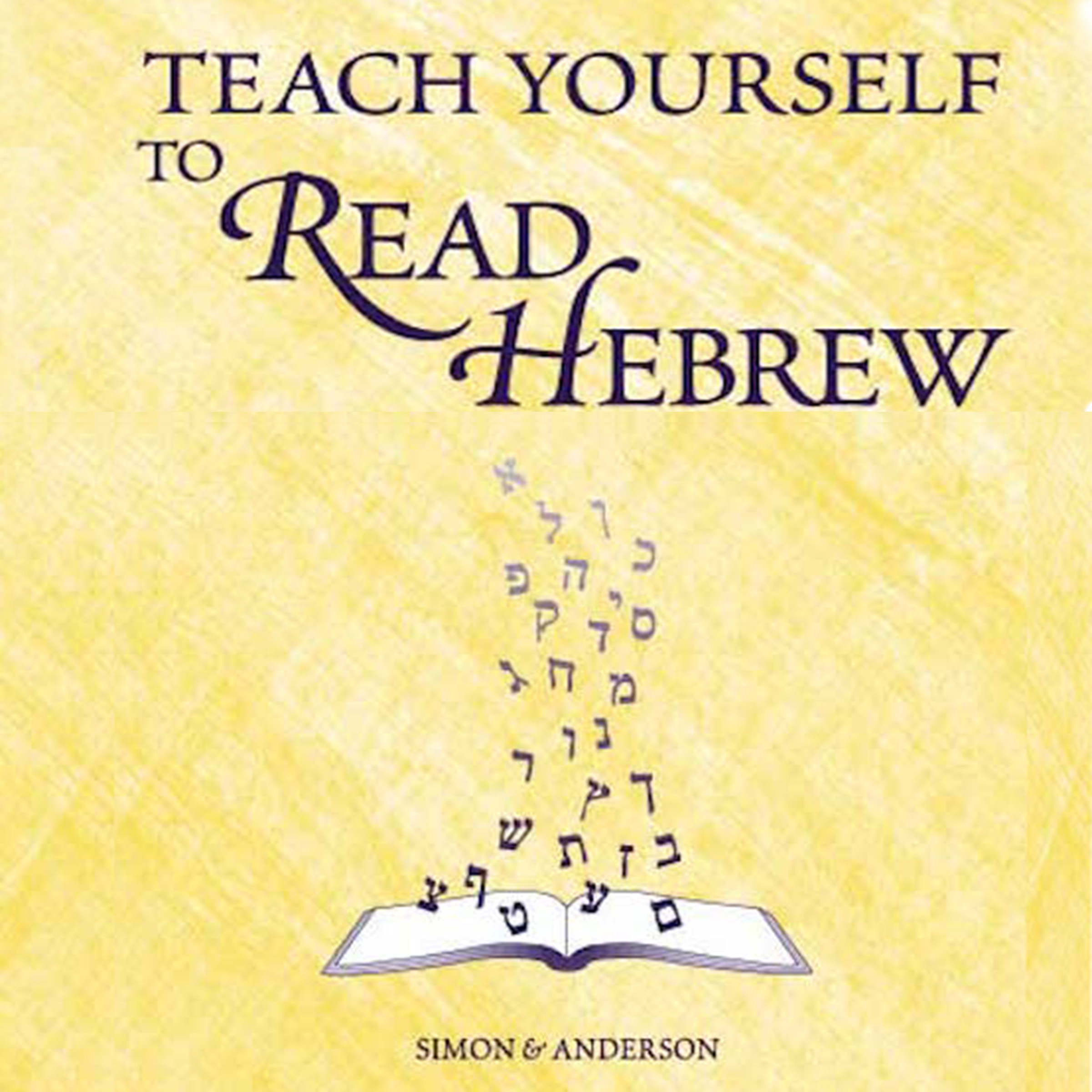Teach Yourself To Read Hebrew Audio Companion Downloadxx