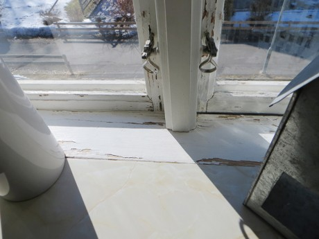 Fönster före