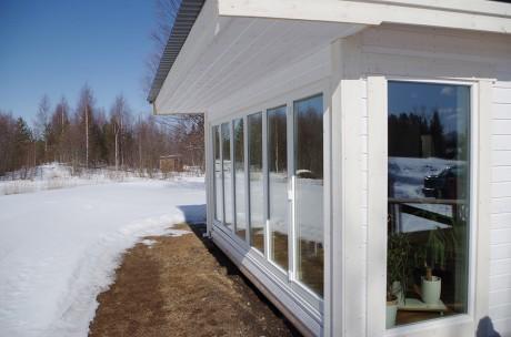 6-lufts vikfönster från Ekstrands