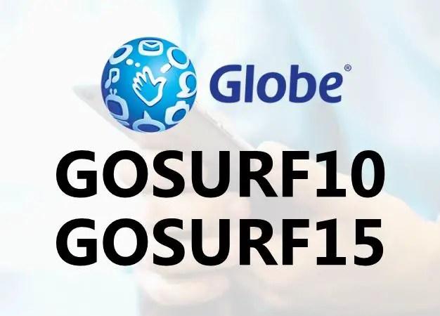 gosurf10 gosurf15
