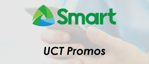 Smart Prepaid Unli Call And Text (UCT) Promo Packages 2019