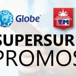 Globe SuperSURF Promo Offers 2019 (Surf up to 800MB/Day)