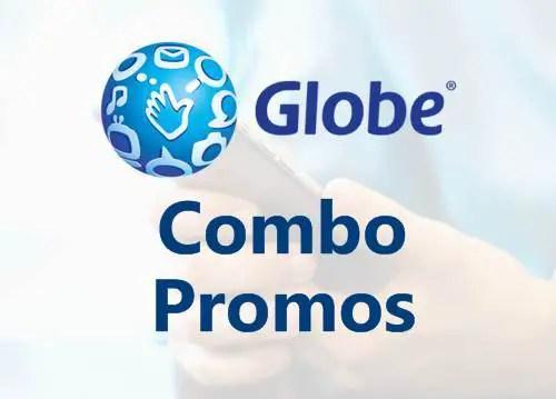 Globe combo promos