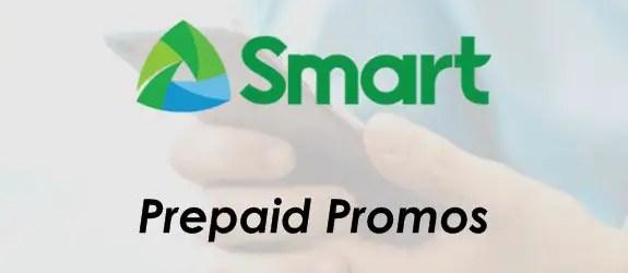 Smart Prepaid Promo List: Unli Call, Text, Mobile Internet/Data Combo Promos