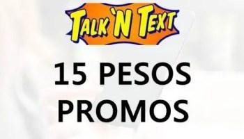 e8ec1b5c9c Talk  N Text (TNT) 15 Pesos Promos 2019  UPDATE