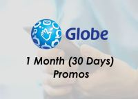 Globe 1 Month / 30 Days Promo Offers 2021: Call, Text & Internet Data