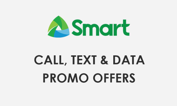 Smart Promo List 2021 - Smart Prepaid Call, Text, Data Promos