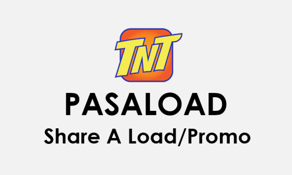 How to pasaload in TNT: Share a load