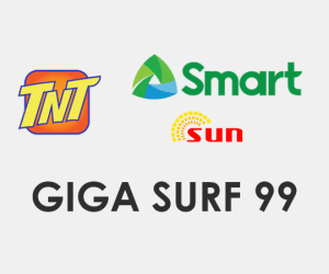 GIGA SURF 99 / GIGA99 - Smart, TNT, Sun