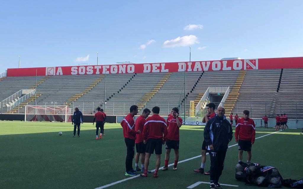 Teramo Calcio: parla da leader e da capitano il miglior Nebil Caidi della stagione