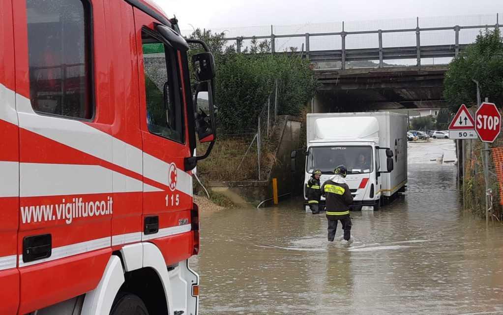 Maltempo: a Pescara inizia la conta dei danni