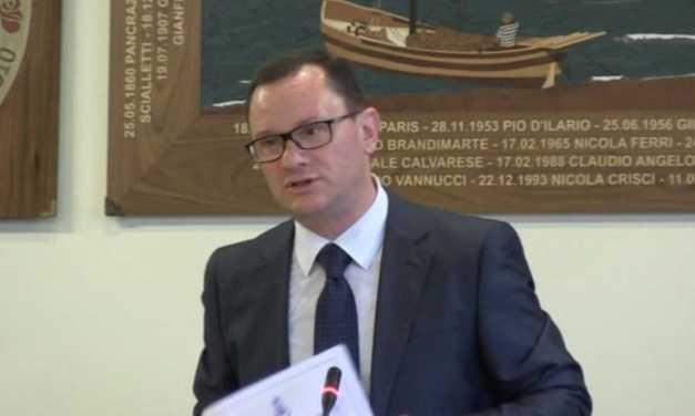 Roseto, Sindaco non vota bilancio di previsione della Provincia: ecco perchè