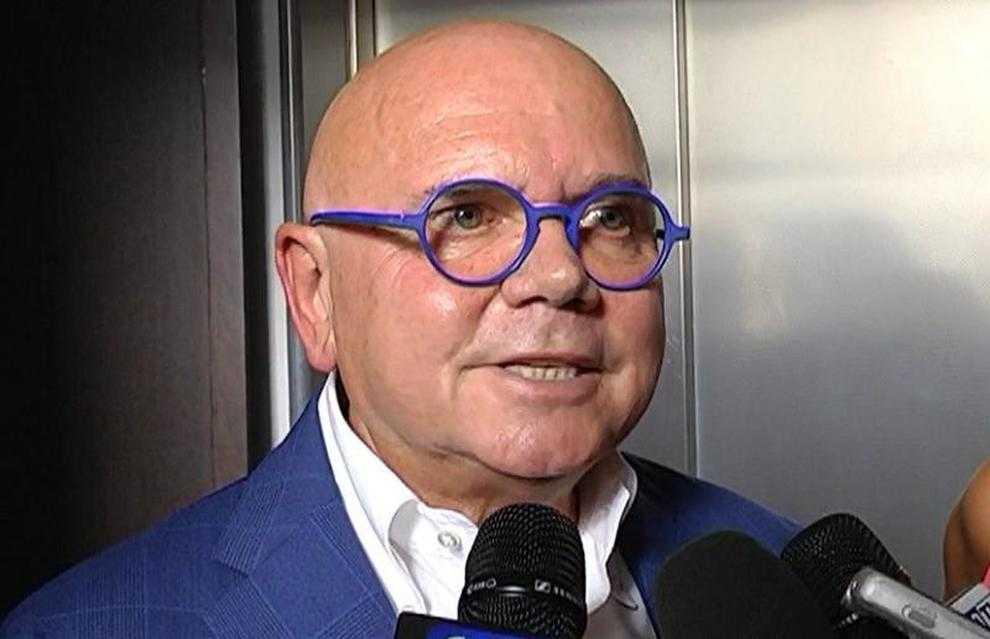 """VIDEO   Luciano Campitelli: """"La società? Non penso a cedere ma alla salvezza"""""""