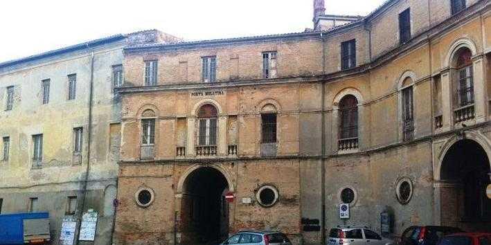 EX MANICOMIO, PARTITI I LAVORI DI MESSA IN SICUREZZA DELLA ASL PER OLTRE 350.000 EURO