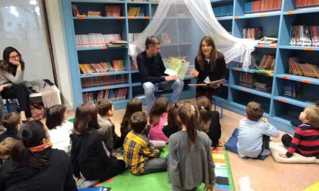 Bambini e genitori in Letture in Libertà domenica a Torricella Sicura