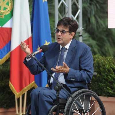 Pineto, il Presidente Nazionale del Comitato Italiano Paralimpico Luca Pancalli farà visita alla città