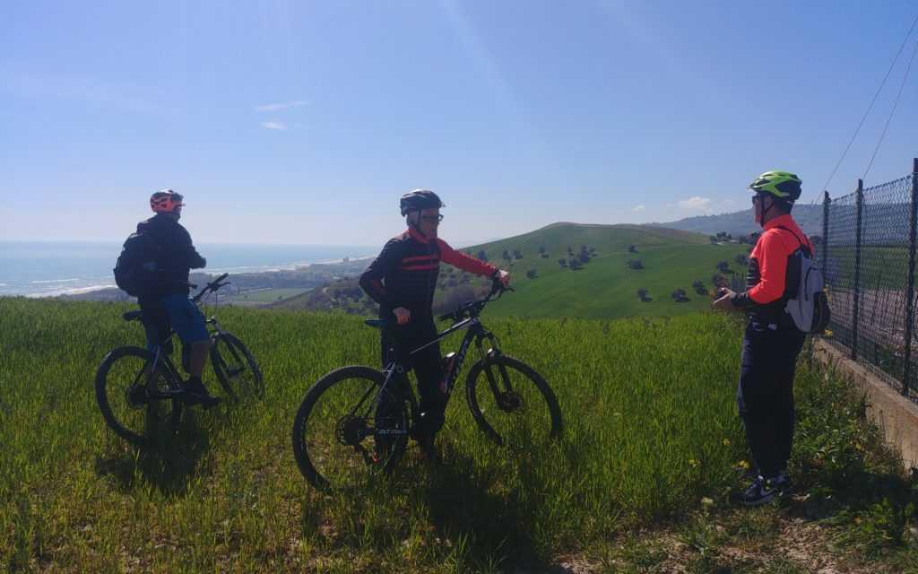 Roseto, successo per l'Open Day su turismo sostenibile e lancio del servizio di ciclo-escursionismo in eBike