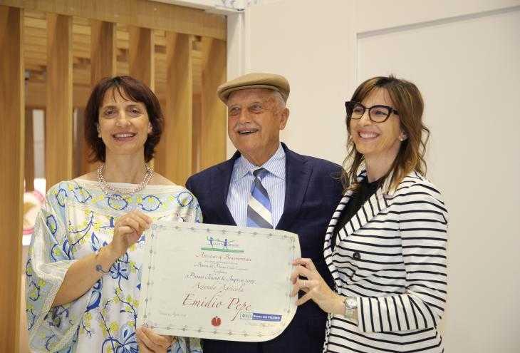 """Vinitaly: assegnato Premio """"Talenti e Imprese"""" a Emidio Pepe"""