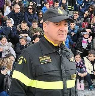 Teramo saluta il Comandante dei Vigili del Fuoco Panzone promosso Dirigente Superiore