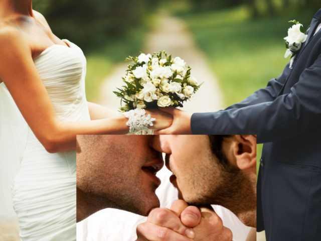 Sposo sorpreso a fare sesso in bagno con l'amico durante la festa di matrimonio in Abruzzo: il racconto a Radio2