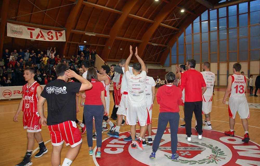 C Silver, la prima sfida contro l'Orvieto va alla TASP (78-52)