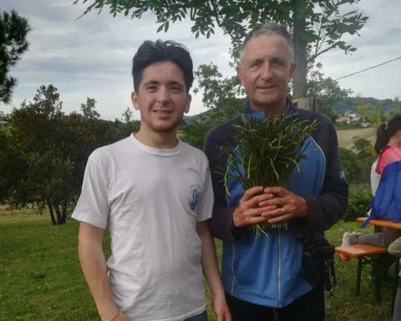 Canzano, partecipanti da tutto l'Abruzzo alla 2^ Gara di raccolta asparagi alla Tenuta Cerulli Spinozzi: ecco i vincitori