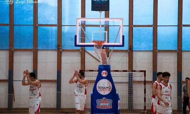 C Silver, la Teramo a Spicchi affronta il Basket Todi  nel secondo (e penultimo) turno playoff