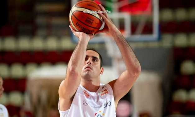 Basket B: intervista a Valerio Marsili, centro dell'Adriatica Press Teramo
