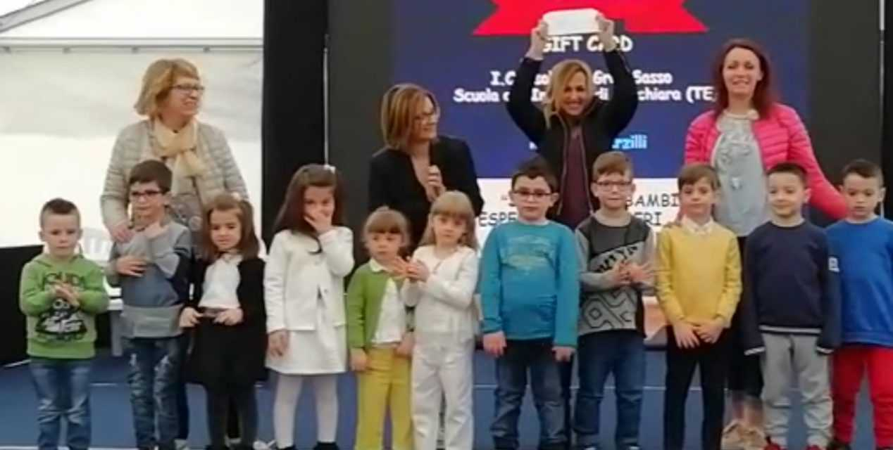 """Concorso nazionale """"Anch'io scienziato"""", primo posto per il cortometraggio realizzato dai bambini della scuola dell'infanzia di Cerchiara"""