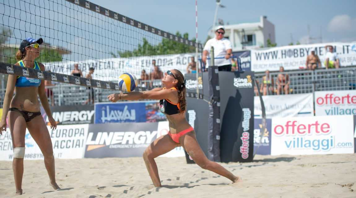Alba Adriatica, sono arrivate a quota 17 le coppie iscritte al campionato di beach volley 2019 World Tour 1 Star